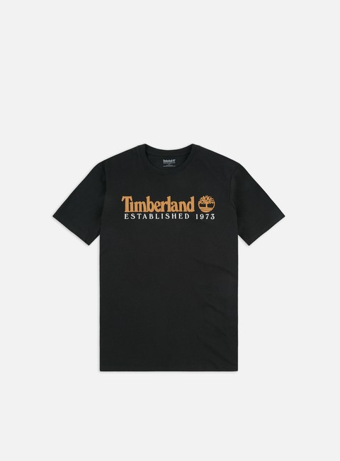 Sale Outlet Short sleeve T-shirts Timberland Core Established T-shirt