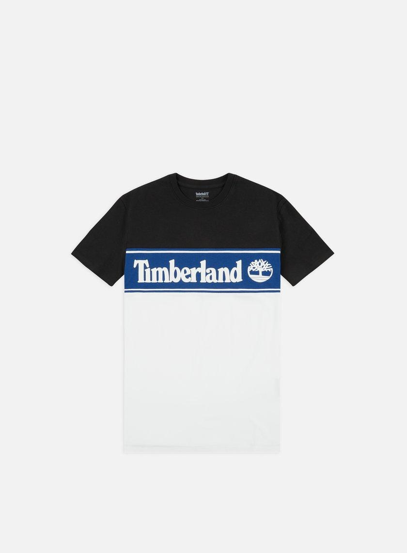 Timberland Cut & Sew Lin Logo T-shirt