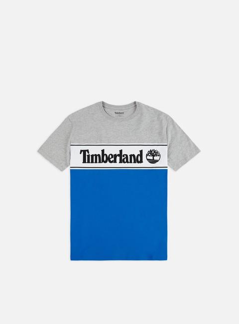Short Sleeve T-shirts Timberland Cut & Sew Lin Logo T-shirt