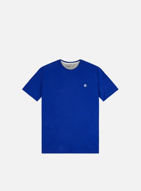 Outlet e Saldi T-shirt a Manica Corta Timberland Dun-River T-shirt