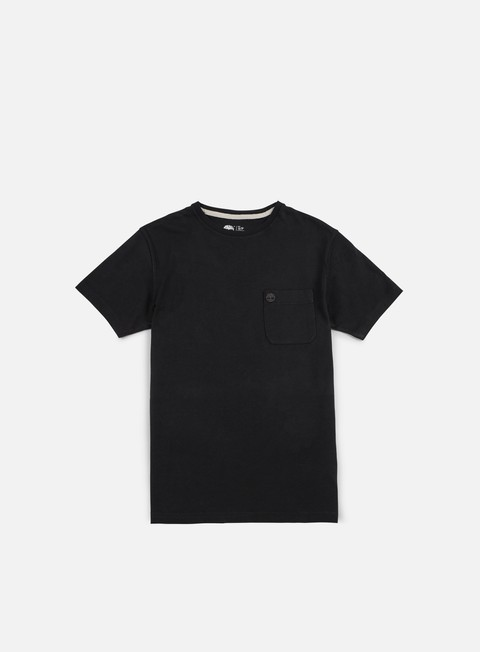 t shirt timberland dunstan river pocket t shirt black