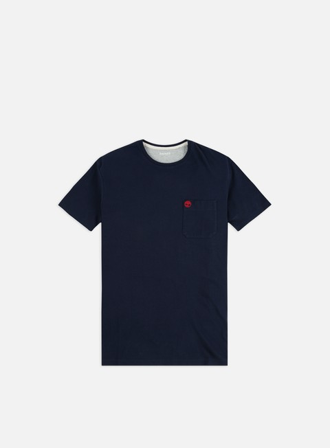 t shirt timberland dunstan river pocket t shirt dark sapphire