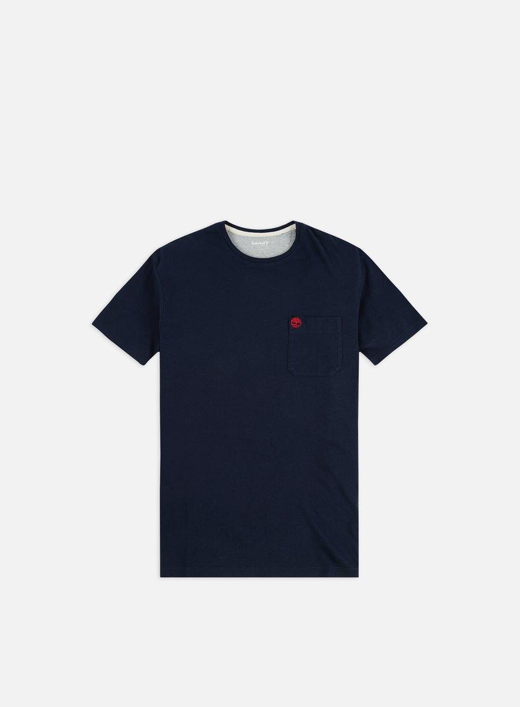 Timberland - Dunstan River Pocket T-shirt, Dark Sapphire