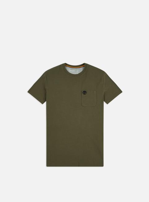 Short Sleeve T-shirts Timberland Dunstan River Pocket T-shirt