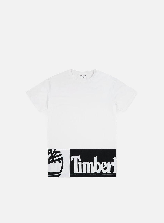Timberland Elongated Logo T-shirt