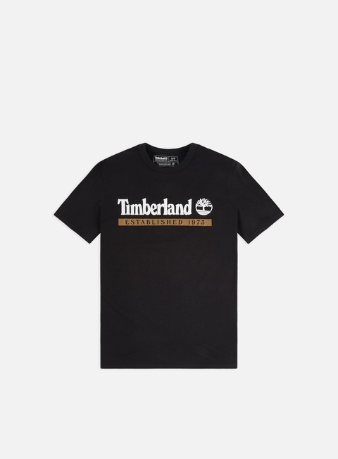 Short Sleeve T-shirts Timberland Estab 1973 T-shirt