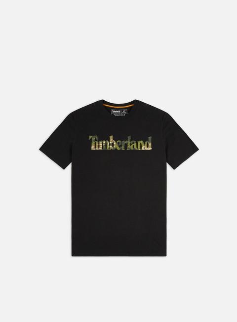 Short Sleeve T-shirts Timberland Field Trip Linear T-shirt