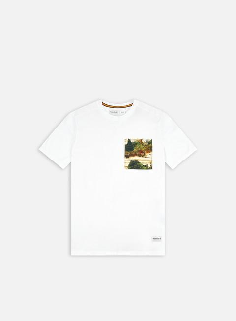 Short Sleeve T-shirts Timberland Field Trip Print Pocket T-shirt