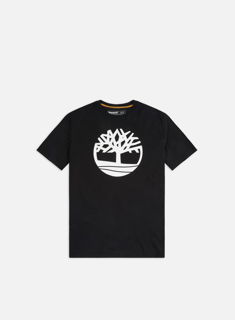 Sale Outlet Short Sleeve T-shirts Timberland K-R Brand Tree T-shirt