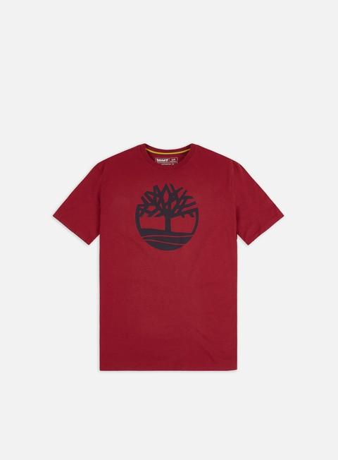 Outlet e Saldi T-shirt a Manica Corta Timberland K-R Brand Tree T-shirt