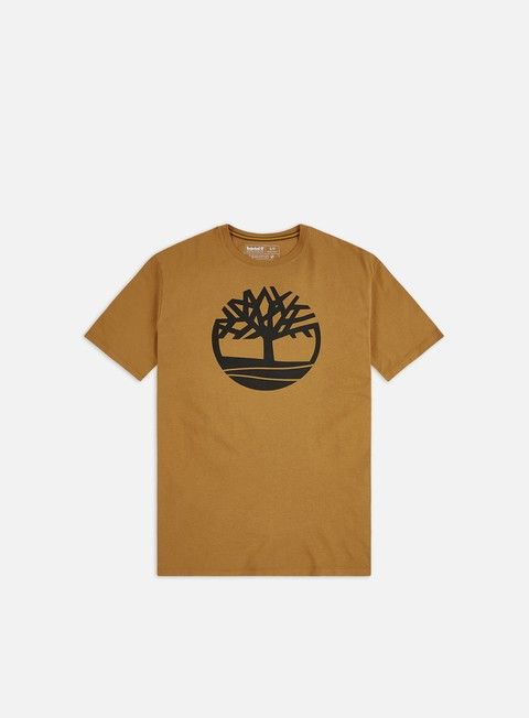 Short Sleeve T-shirts Timberland K-R Brand Tree T-shirt