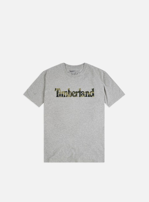 Sale Outlet Short Sleeve T-shirts Timberland K-R Camo Linear T-shirt