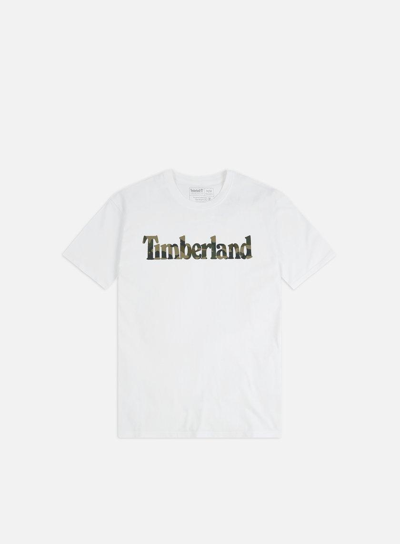 Timberland K-R Camo Linear T-shirt