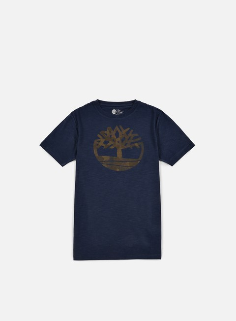 Short Sleeve T-shirts Timberland Kennebec River Camo Tree T-shirt