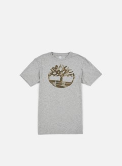 Timberland - Kennebec River Camo Tree T-shirt, Medium Grey 1