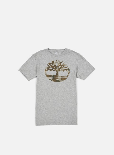 Sale Outlet Short Sleeve T-shirts Timberland Kennebec River Camo Tree T-shirt