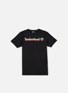 Timberland - Kennebec River Logo T-shirt, Black