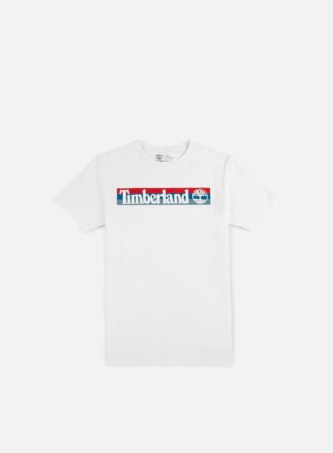 T-shirt a Manica Corta Timberland Kennebec River Logo T-shirt