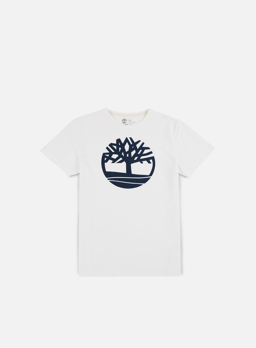 Timberland - Kennebec River Tree T-shirt, White