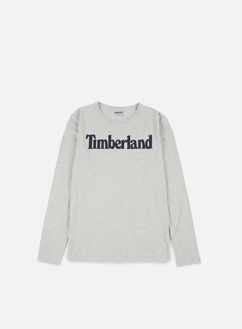 Long Sleeve T-shirts Timberland Linlogo LS T-shirt
