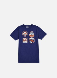 Timberland - Multigraphic Heritage T-shirt, Blue Print 1