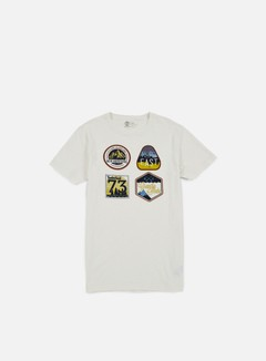 Timberland - Multigraphic Heritage T-shirt, Picket Fence 1