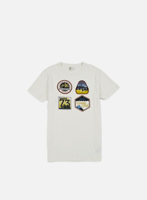 Sale Outlet Short Sleeve T-shirts Timberland Multigraphic Heritage T-shirt