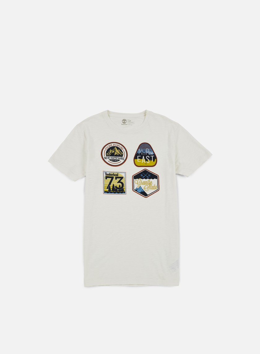 Timberland - Multigraphic Heritage T-shirt, Picket Fence