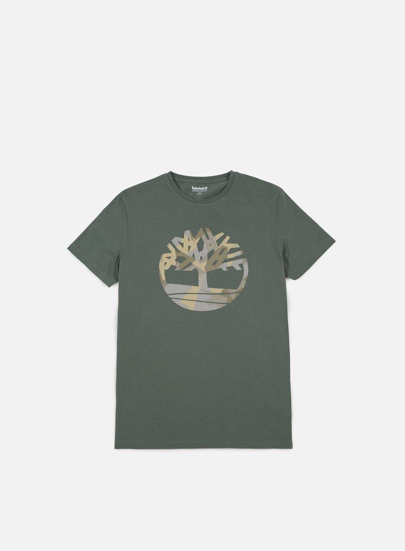 Timberland Pattern Tree T-shirt