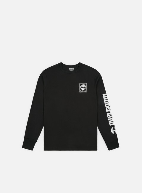 Long Sleeve T-shirts Timberland Seasonal Logo LS T-shirt