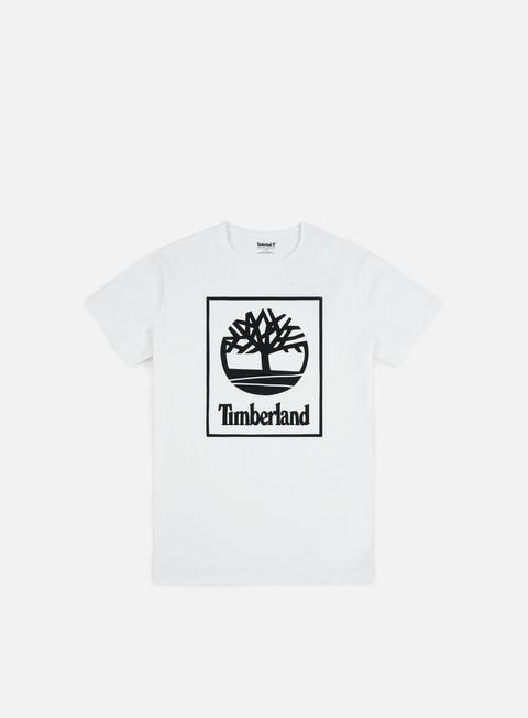 Outlet e Saldi T-shirt a Manica Corta Timberland Seasonal Logo T-shirt