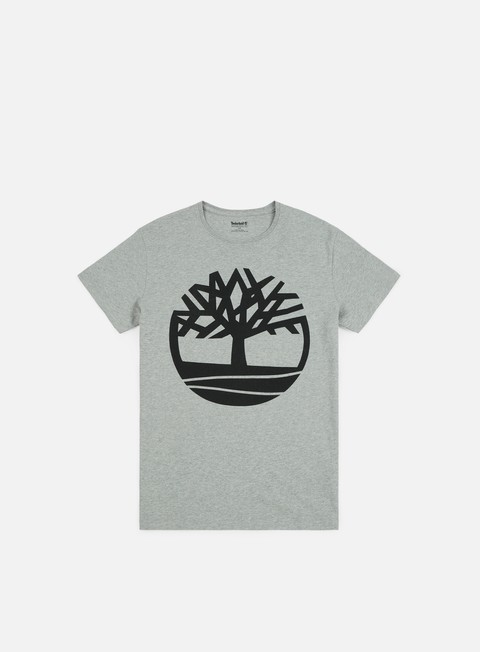 t shirt timberland seasonal tree logo t shirt medium grey heather