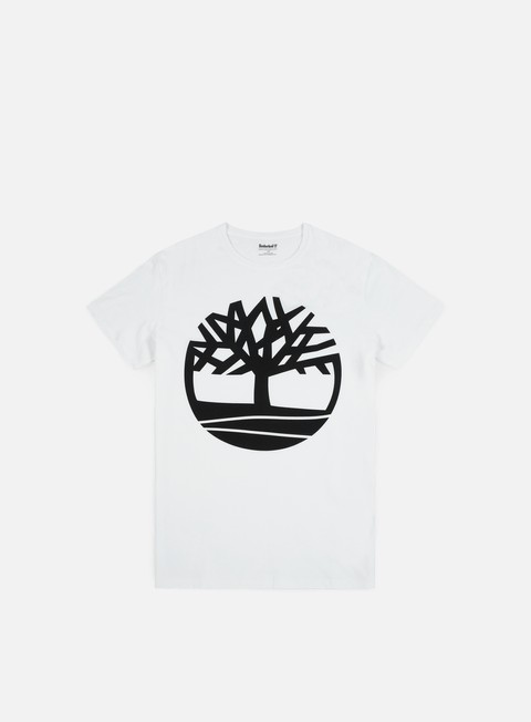 t shirt timberland seasonal tree logo t shirt white