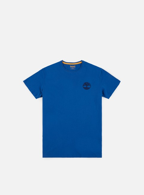 t shirt timberland stacked t shirt yale blue