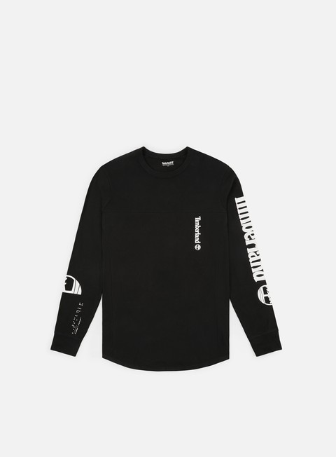 Long Sleeve T-shirts Timberland Statement Style Q4 LS T-shirt