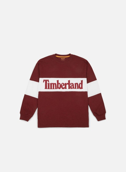 t shirt timberland tree ls t shirt biking red