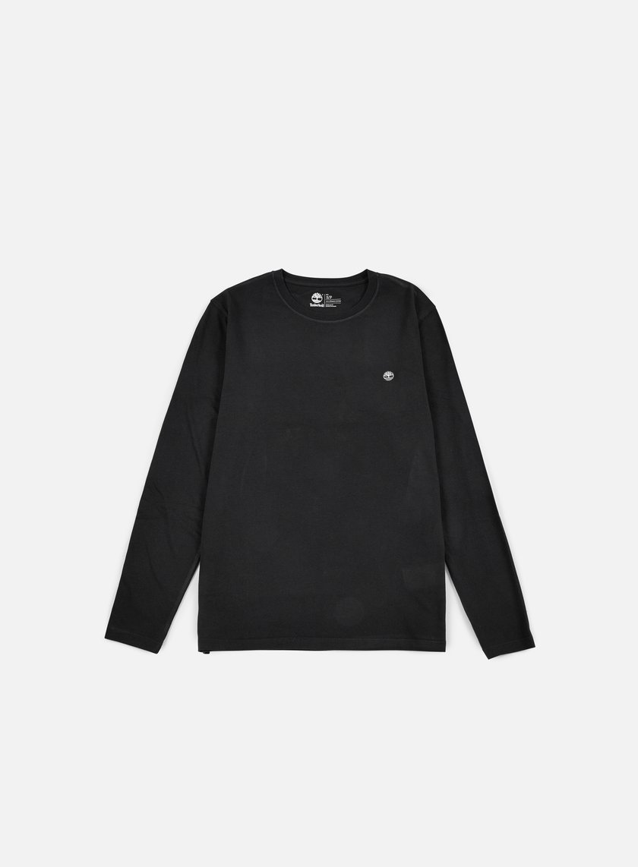 Timberland - Treelog LS T-shirt, Black
