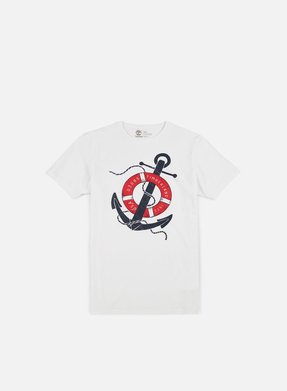 Timberland - Vintage Nautica T-shirt, White