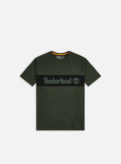 Short sleeve T-shirts Timberland YC Cut&Sew T-shirt