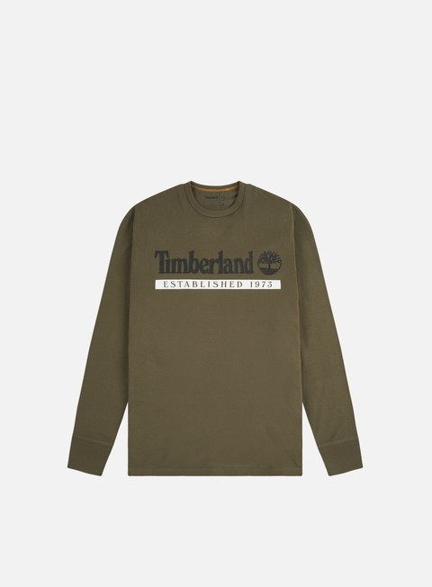 Timberland YC Established 1973 LS T-shirt