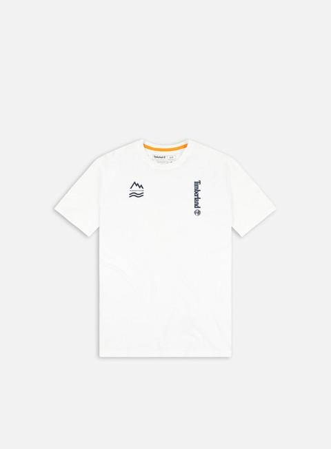 Short Sleeve T-shirts Timberland YC SS Back Box Relaxed T-shirt