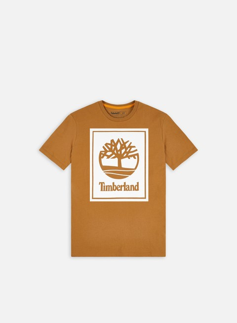 Timberland YC Stack Logo T-shirt