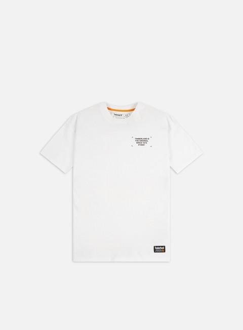 Short Sleeve T-shirts Timberland YC Workwear Graphic T-shirt