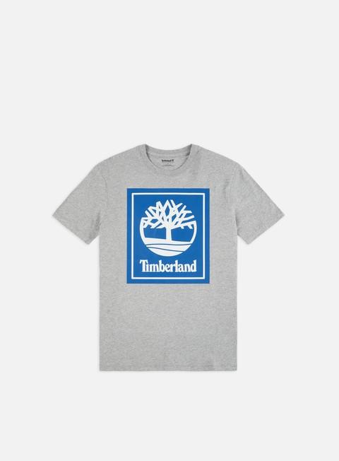 Short Sleeve T-shirts Timberland YCC Stack Logo Ecl T-shirt