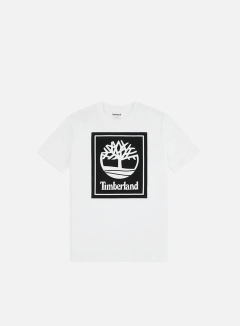 T-shirt a Manica Corta Timberland YCC Stack Logo Ecl T-shirt