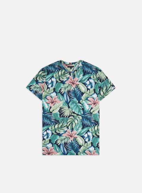 Outlet e Saldi T-shirt a Manica Corta Tommy Hilfiger All Over Flower Print T-shirt