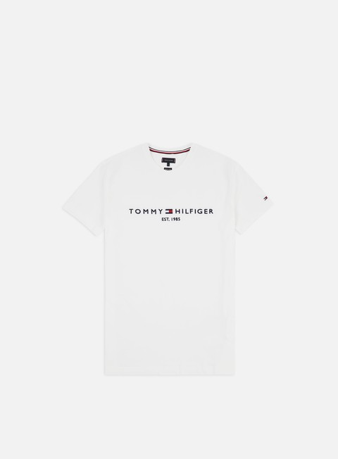 T-shirt a Manica Corta Tommy Hilfiger Core Tommy Logo T-shirt