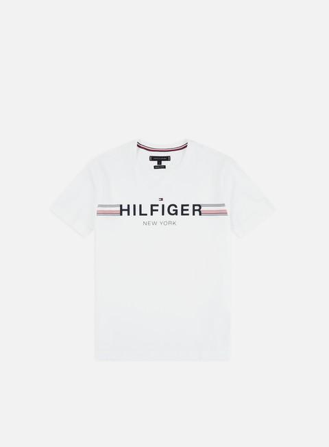 T-shirt a Manica Corta Tommy Hilfiger Corp Flag T-shirt