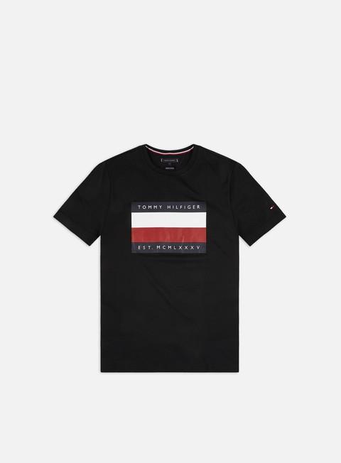 T-shirt a Manica Corta Tommy Hilfiger Corp Stripe Box T-shirt