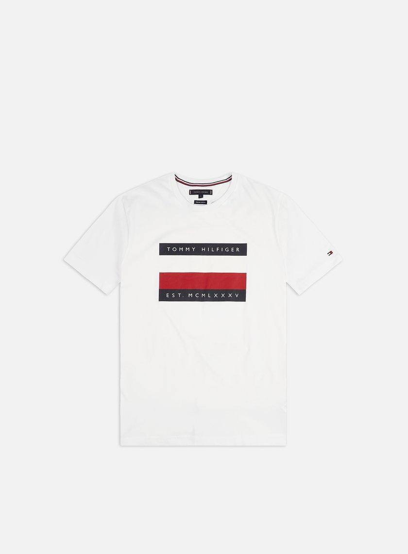Tommy Hilfiger Corp Stripe Box T-shirt